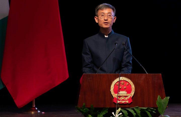 [Épidémie de Covid-19] L'ambassadeur de Chine en Côte d'Ivoire rassure sur le cas d'environ 65 étudiants ivoiriens de Hubei