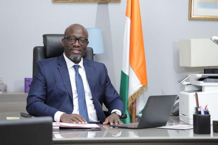 [Côte d'Ivoire Nomination] Diakalidia Konaté, premier secrétaire exécutif de la Commission nationale des frontières