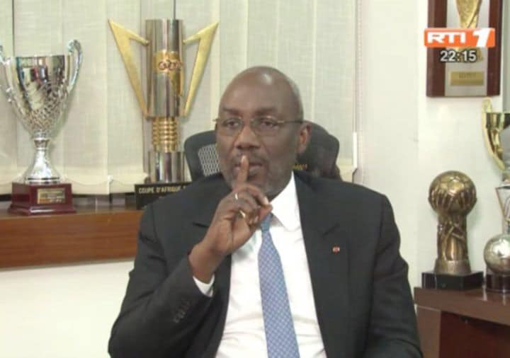 [Présidence de FIF] Sidy Diallo ne veut pas partir (Par Fernand Dédêh Tagro)