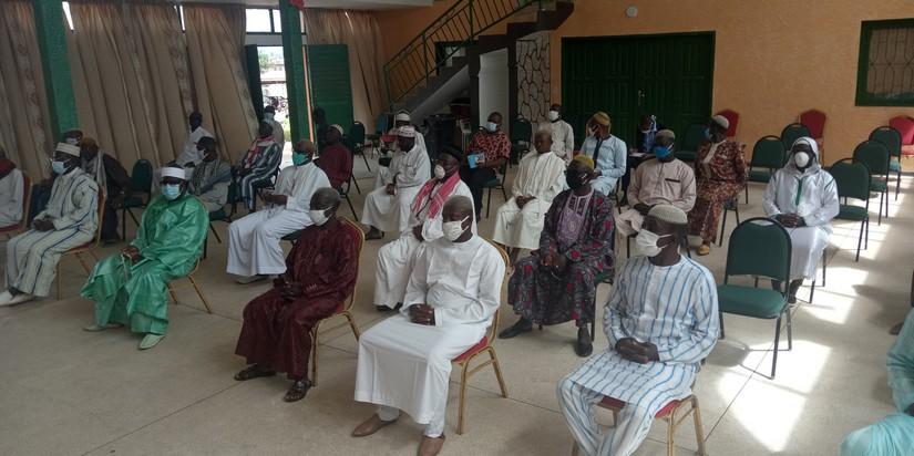 [Côte d'Ivoire Lutte contre la propagation de la Covid]  Le grand imam arrête des décisions importantes à Bondoukou