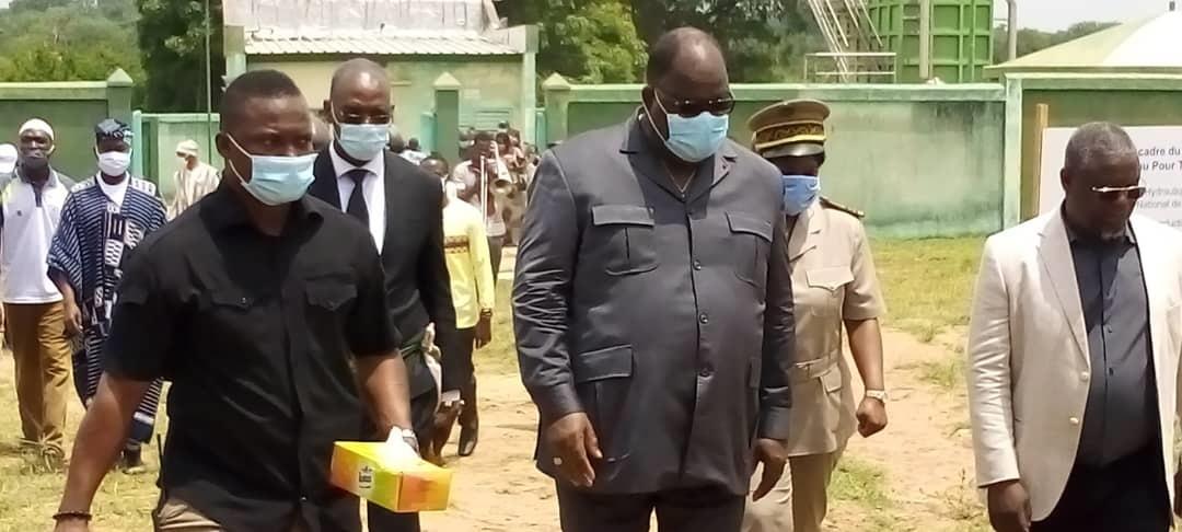 [Côte d'Ivoire/Accès à l'eau potable] Les travaux d'aménagement des œuvres hydrauliques de Niakara bientôt lancés