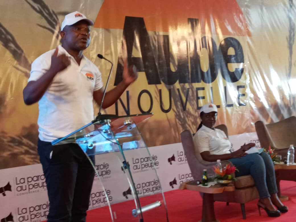 [Côte d'Ivoire] Aube nouvelle sur les fonts baptismaux