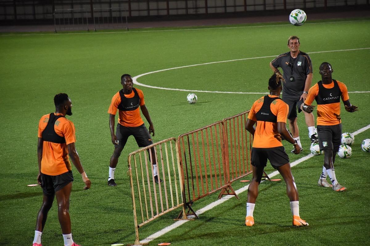 Le match Côte d'Ivoire-Madagascar, jeudi : M'batto, entre horreur et rumeurs