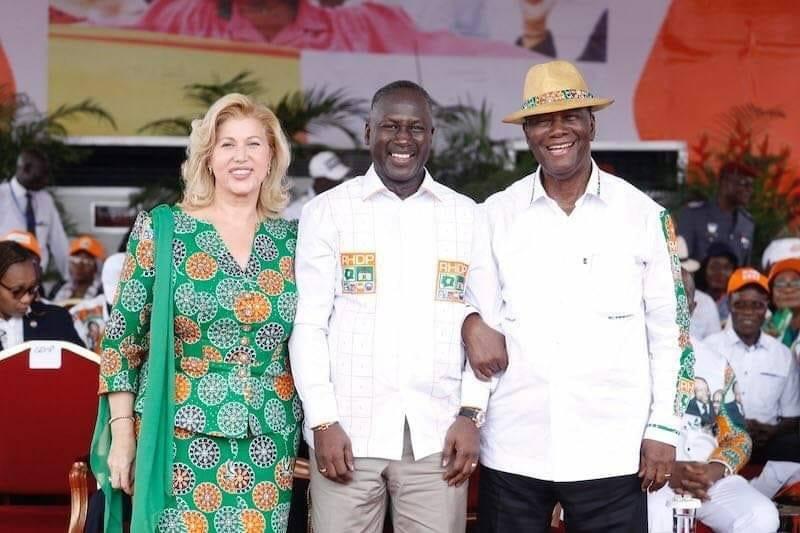 [Côte d'Ivoire Législatives 2021] L'appel d'Adama Bictogo au Rhdp