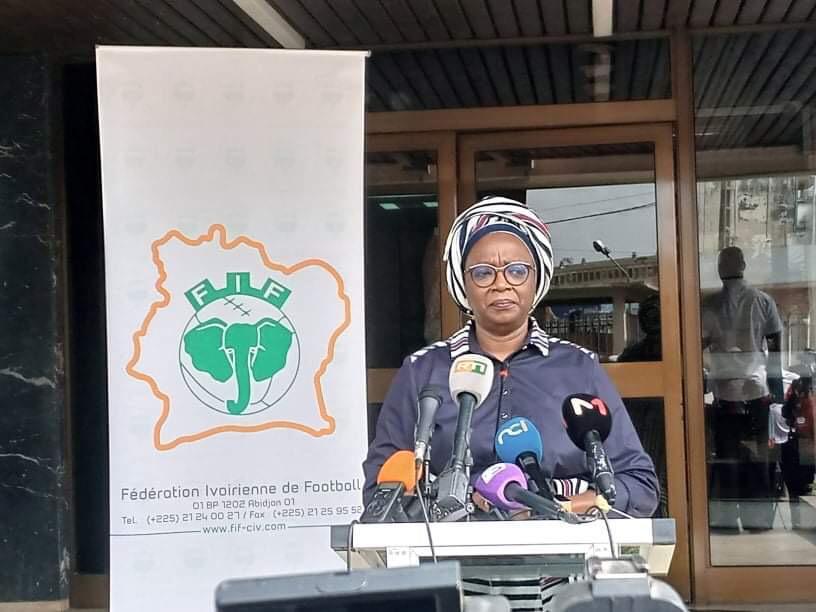[Comité de normalisation de la FIF] Ce que Mme Mariam Dao Gabala a dit, aujourd'hui