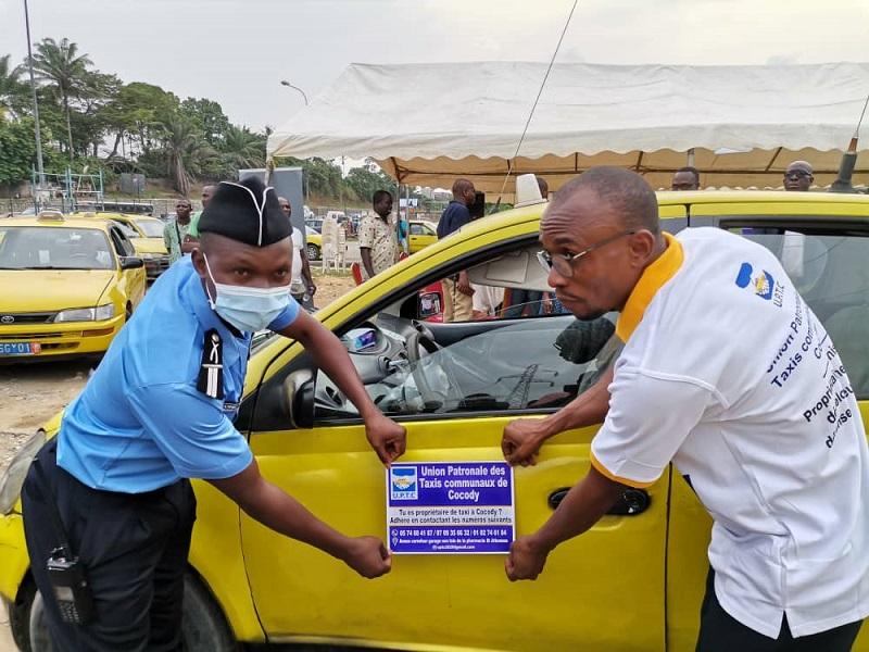 [Côte d'Ivoire/Transport] L'Union patronal des taxis communaux de Cocody procède à l'identification de ses membres