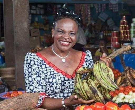 [Page noire] Irié Lou Colette, l'une des mamelles nourricières des marchés du vivrier n'est plus