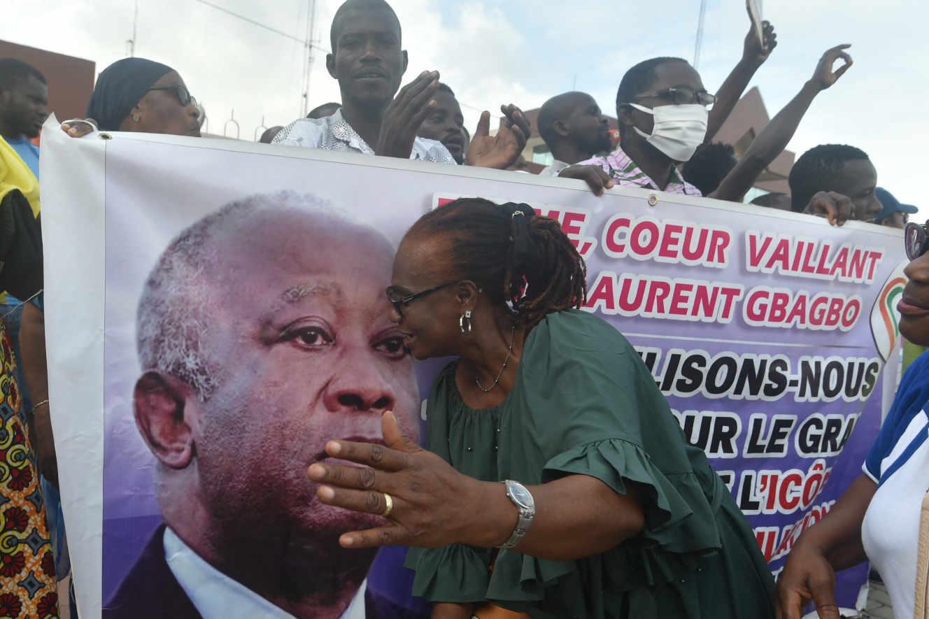 [CPI] Laurent Gbagbo et Charles Blé Goudé définitivement libres (Communiqué)