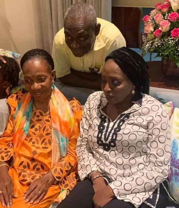 Faux, la grande chancelière, Henriette Dagri Diabaté n'est pas décédée