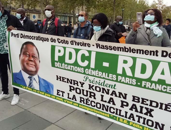 Pdci Paris-Yvelines salue l'initiative stratégique des dirigeants des partis de l'opposition