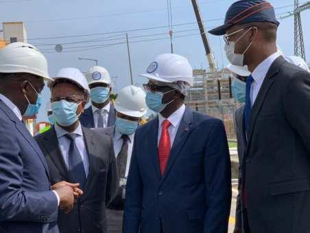 En août 2021 les problèmes seront réglés puisque la nouvelle machine qui est également à Azito va rentrer en production