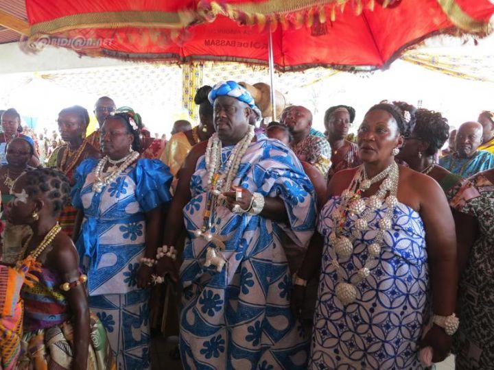 [Grand-Bassam/30e anniversaire de l'intronisation de Sa Majesté Nanan Kanga Assoumou] Les festivités prévues les 04, 07 et 08 mai 2021