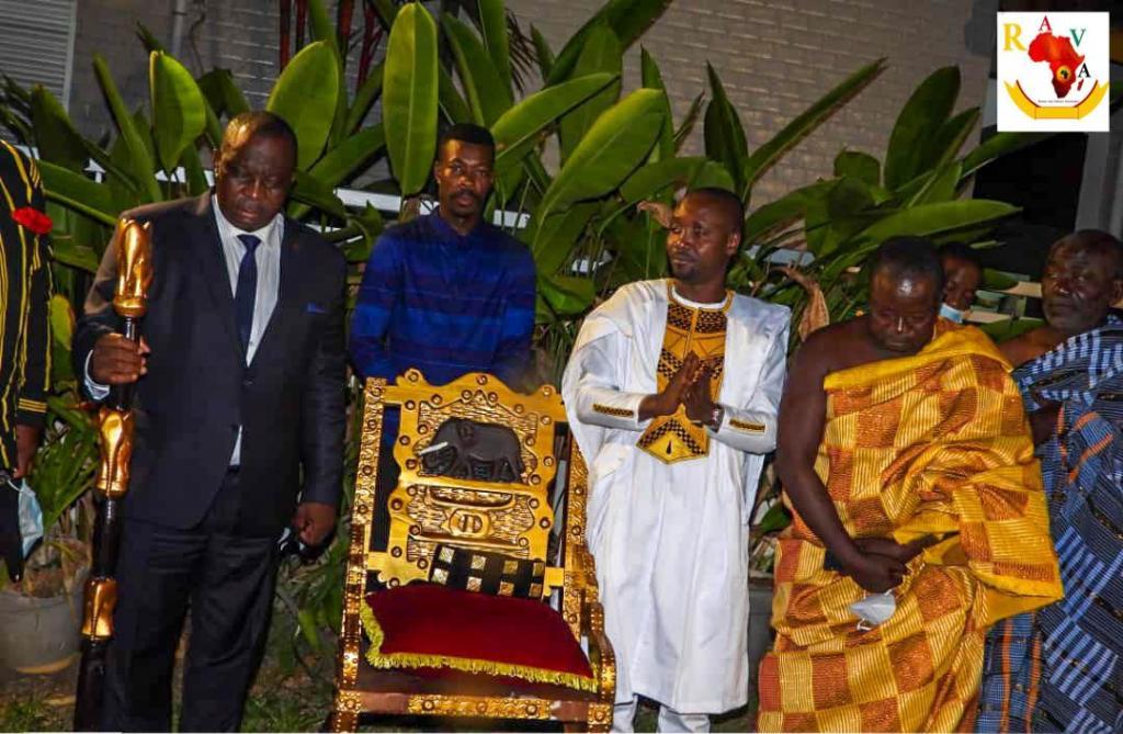 [Valeurs culturelles] Le  Ministre d'État,  Kobenan Kouassi Adjoumani, apporte son soutien au Rava
