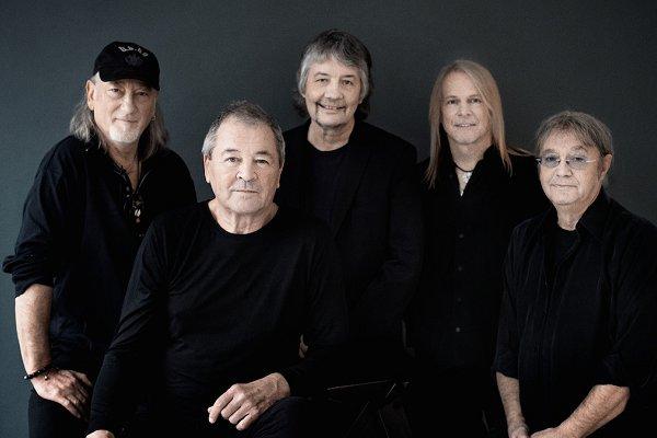 Deep Purple estrenó el surrealista videoclip de «Nothing at All»