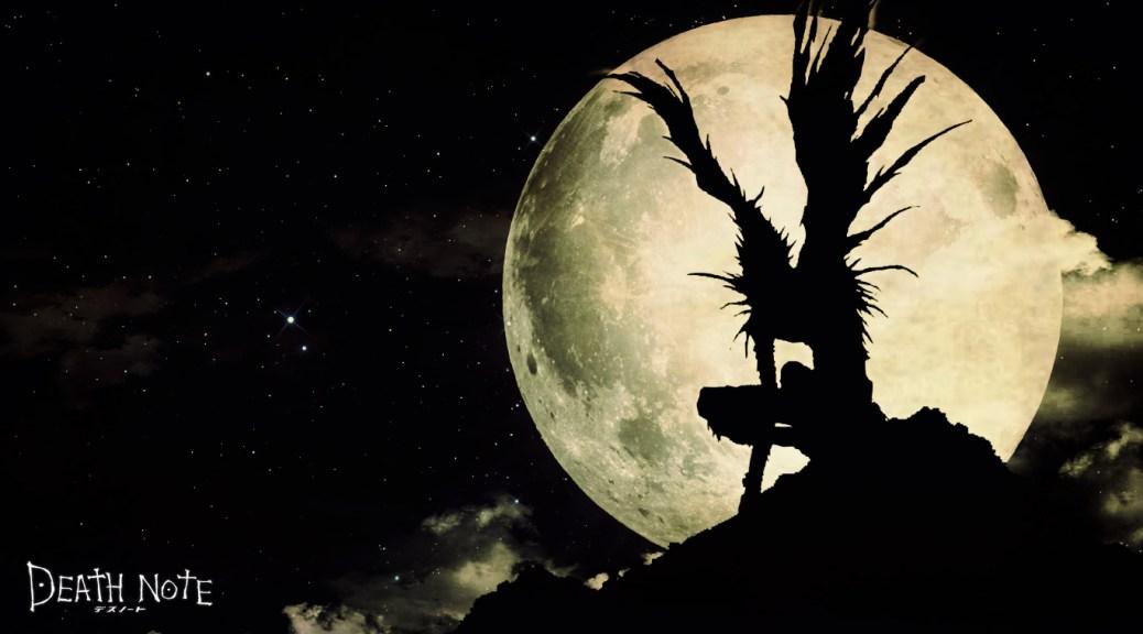 Ryuk Moonlight Death Note