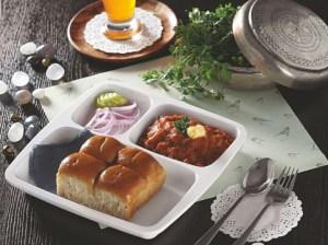 Pavbhaji Plate