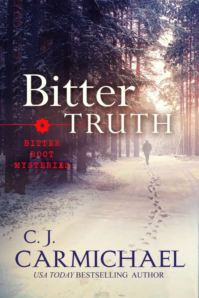 Bitter Truth by CJ Carmichael