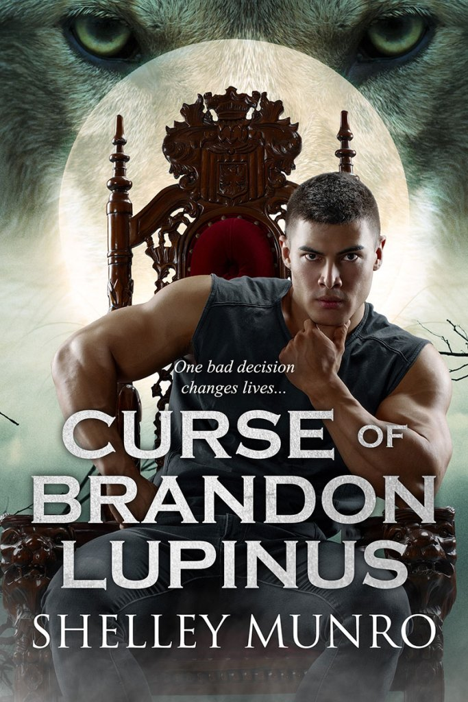 Curse of Brandon Lupinus by Shelley