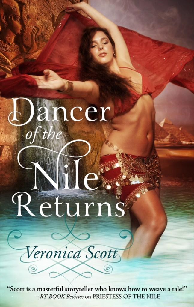 Dancer of the Nile Returns by Veronica Scott