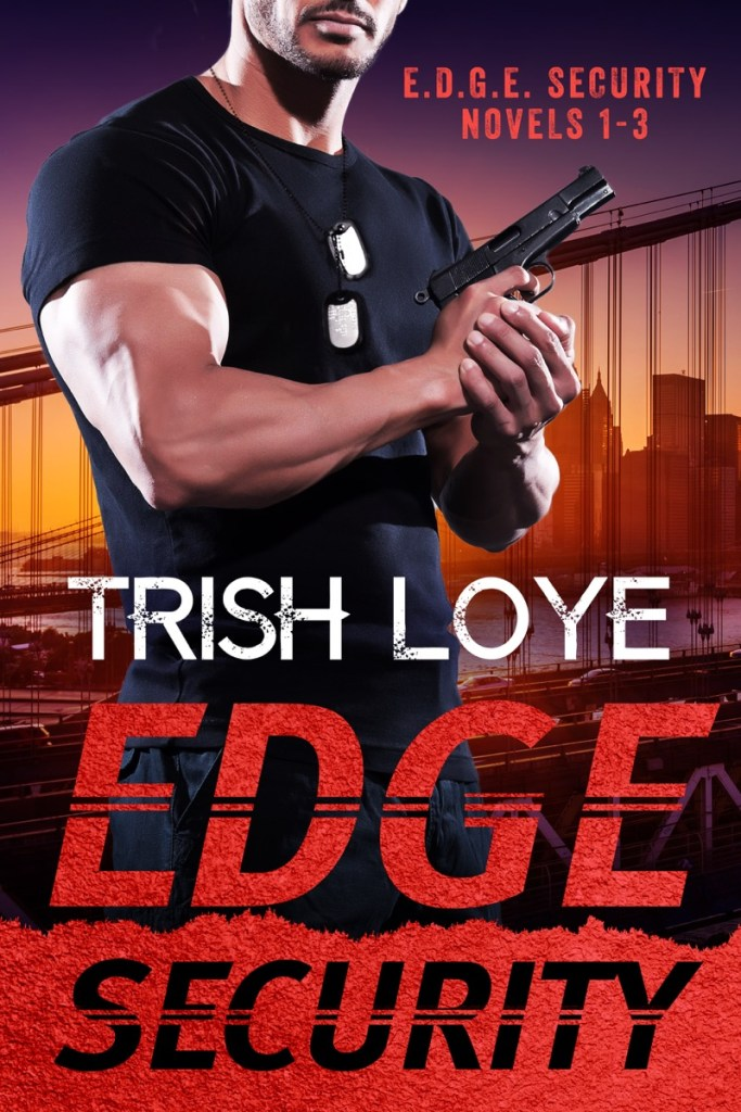 Edge of Security by Trish Loye