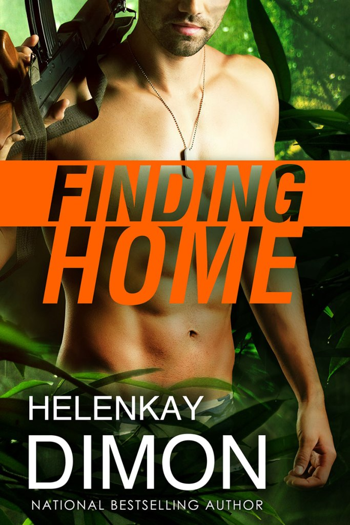 Finding Home by HelenKay Dimon