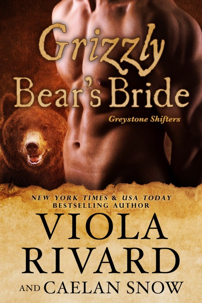 Grizzly Bears Bride by Viola Rivard