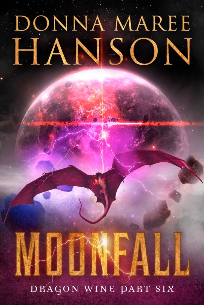 Moonfall by Donna Maree Hanson