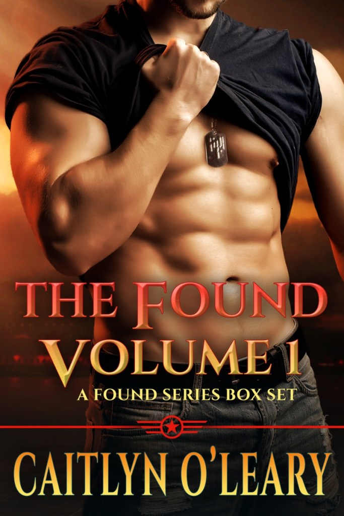 The Found Volume One by Caitlyn O'Leary