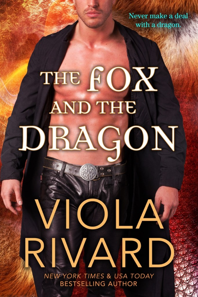 The Fox and TheDragon by Viola Rivard