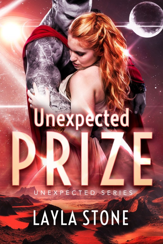 Unexpected Prize by Layla Stone