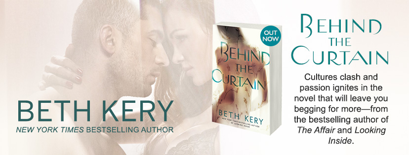 Facebook: Behind the Curtain by Beth Kery