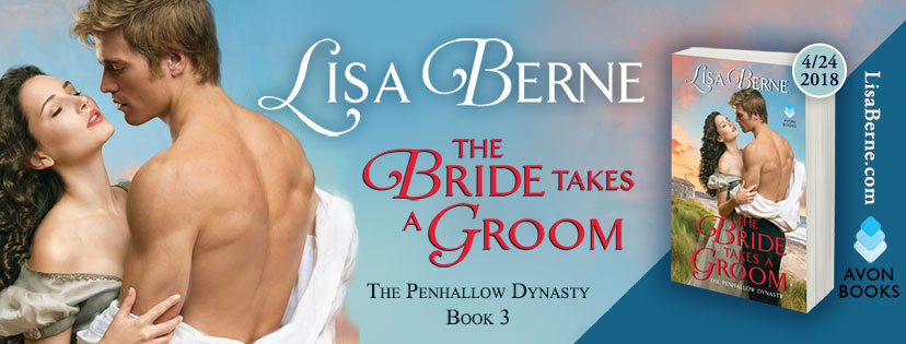 Facebook: The Bride Takes a Groom by Lisa Berne
