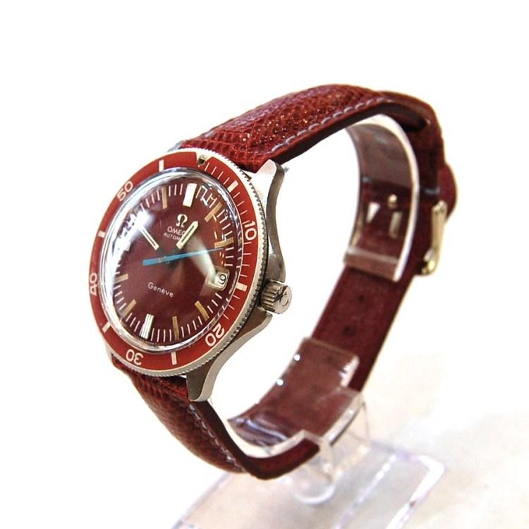 オメガOMEGA(オメガ)時計ベルトオーダーメイド