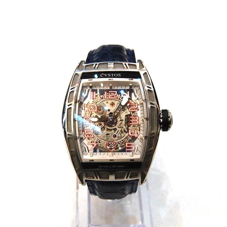 クストス CVSTOS(クストス) 時計ベルトオーダーメイド