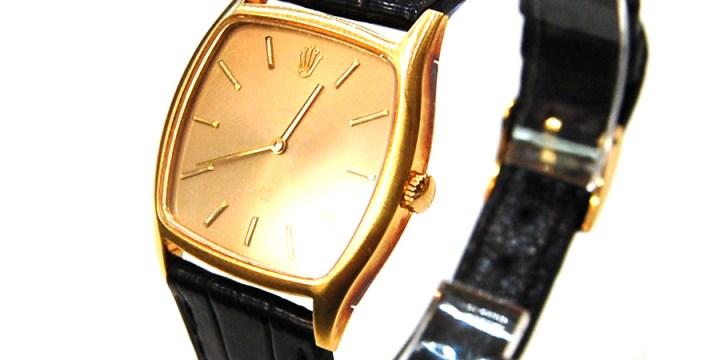 ROLEX CELLINI(ロレックス チェリーニ)時計ベルトオーダーメイド