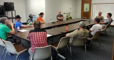 Aug 2014 CROCT board meeting, Faribault