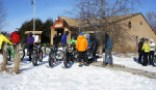 River Bend Nature Center's Fat Bike Event