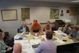 2013 DNR Mill Towns Trail meeting, Dundas