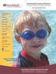 Northfield Community Services summer brochure 2015 cover