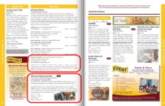 Northfield Community Services summer brochure 2015 page 15-16