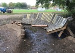 flood-damaged Sechler skills park