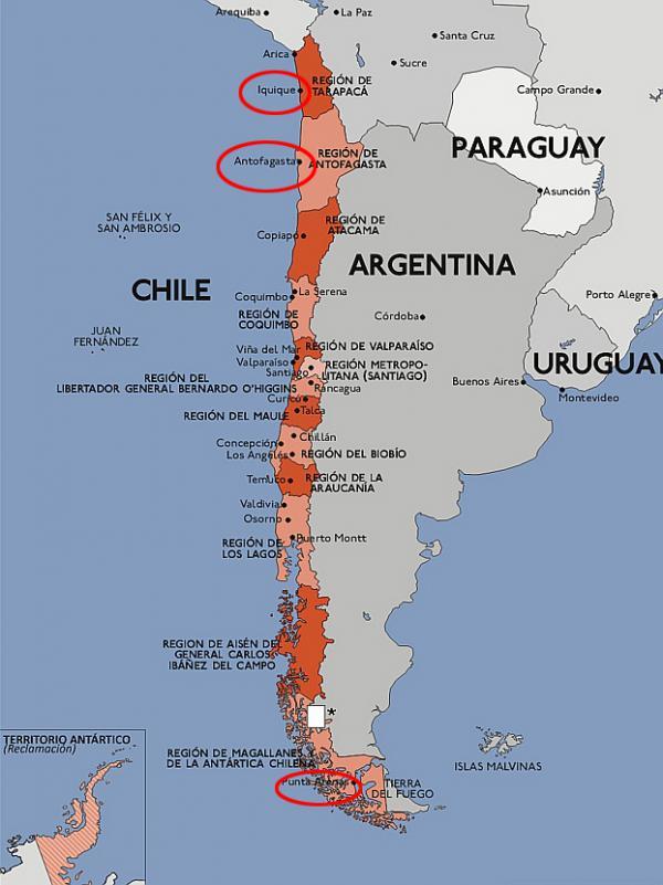 Čileanski običaji za druženje
