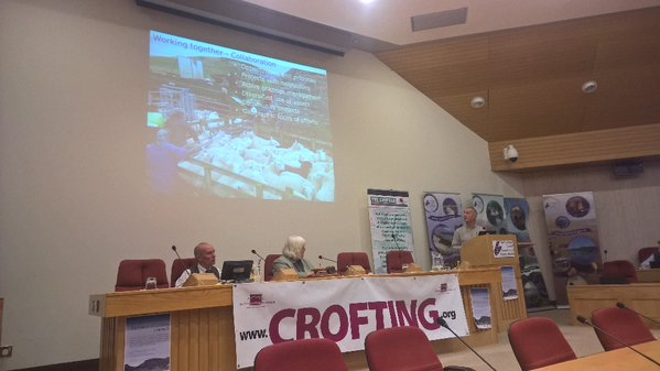 Future of Crofting Conference - Neil Ross - Collaboration