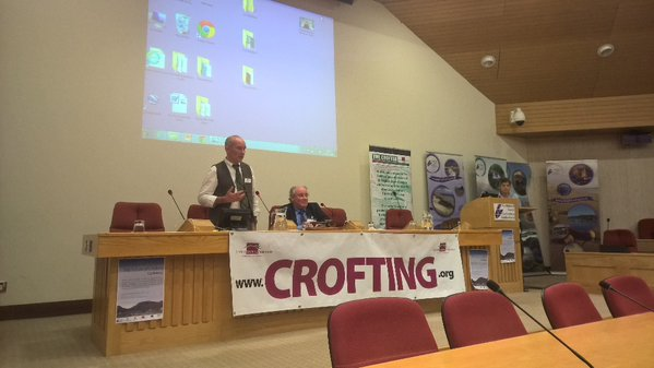 Future of Crofting Conference gets underway
