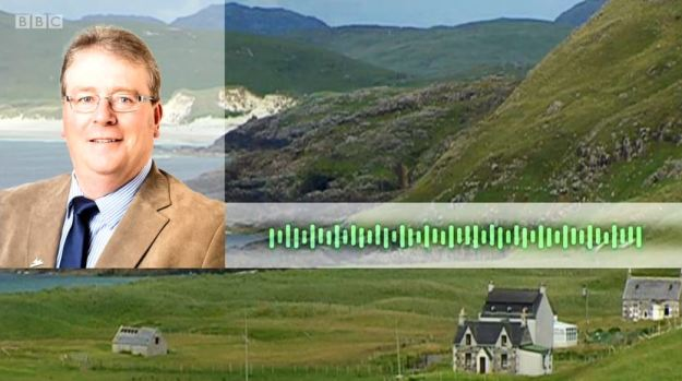 Sunday Politics Scotland - Crofting Commission Crisis - Colin Kennedy - Convener Crofting Commission