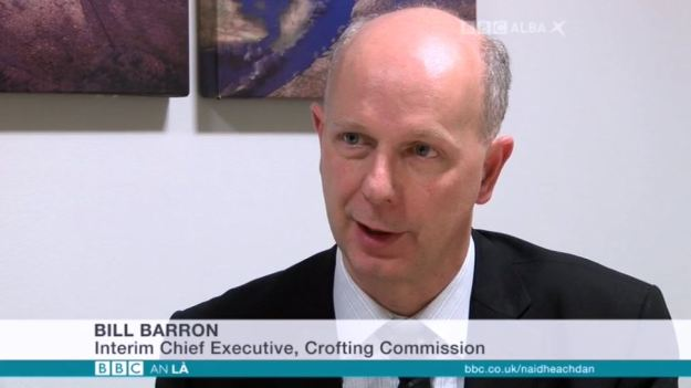 BBC Alba - Commission Chaos - 141216 - Bill Barron, Interim Chief Executive