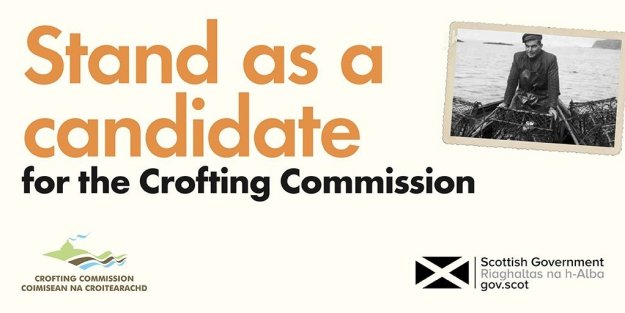 tand as a Candidate for the Crofting Commission