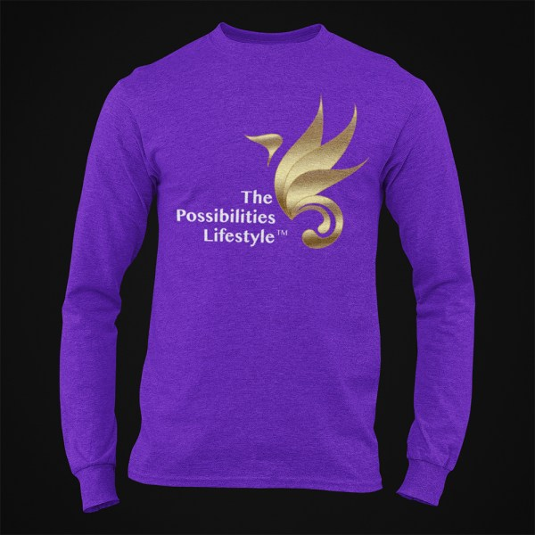 The Possibilities Lifestyle™ Men's Long Sleeve T-Shirt