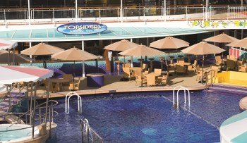 Topsiders Bar et Grill Norwegian Gem