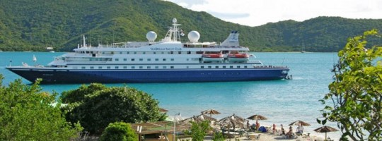 Navire du SeaDream Yacht Club